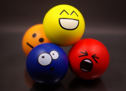 Balls with Faces