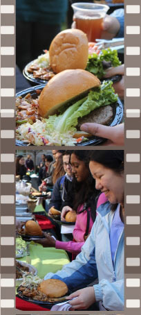 Student Cookout