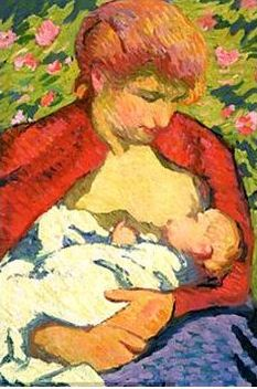 Latching On - Breastfeeding