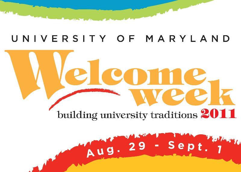 Welcome Week 2011