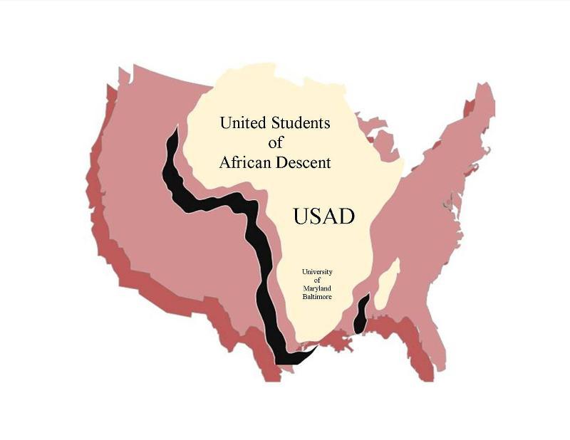 USAD Africa Map