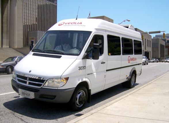 Veola Caravan