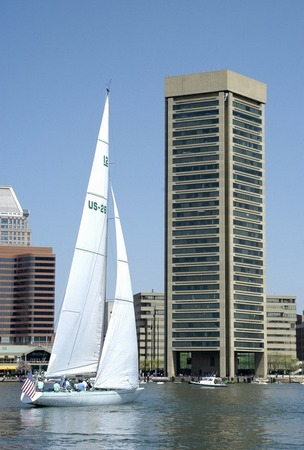 Sailing Inner Harbor