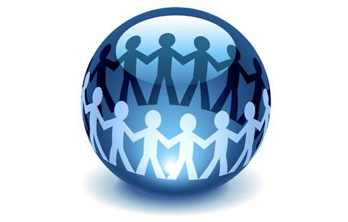 Social globe