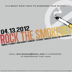 Rock the Smokeout