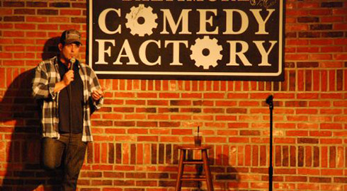 Comedy Factory