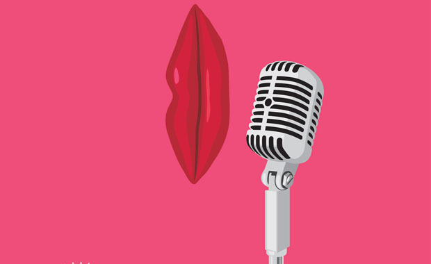 Vagina Monologues Artwork