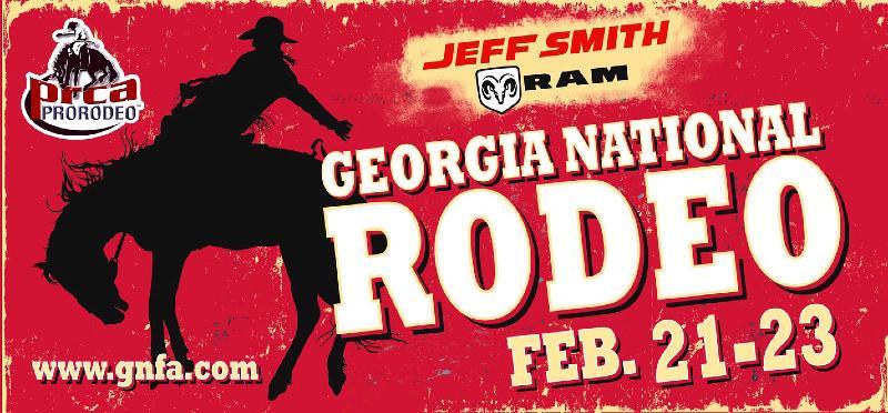 2013 Rodeo billboard