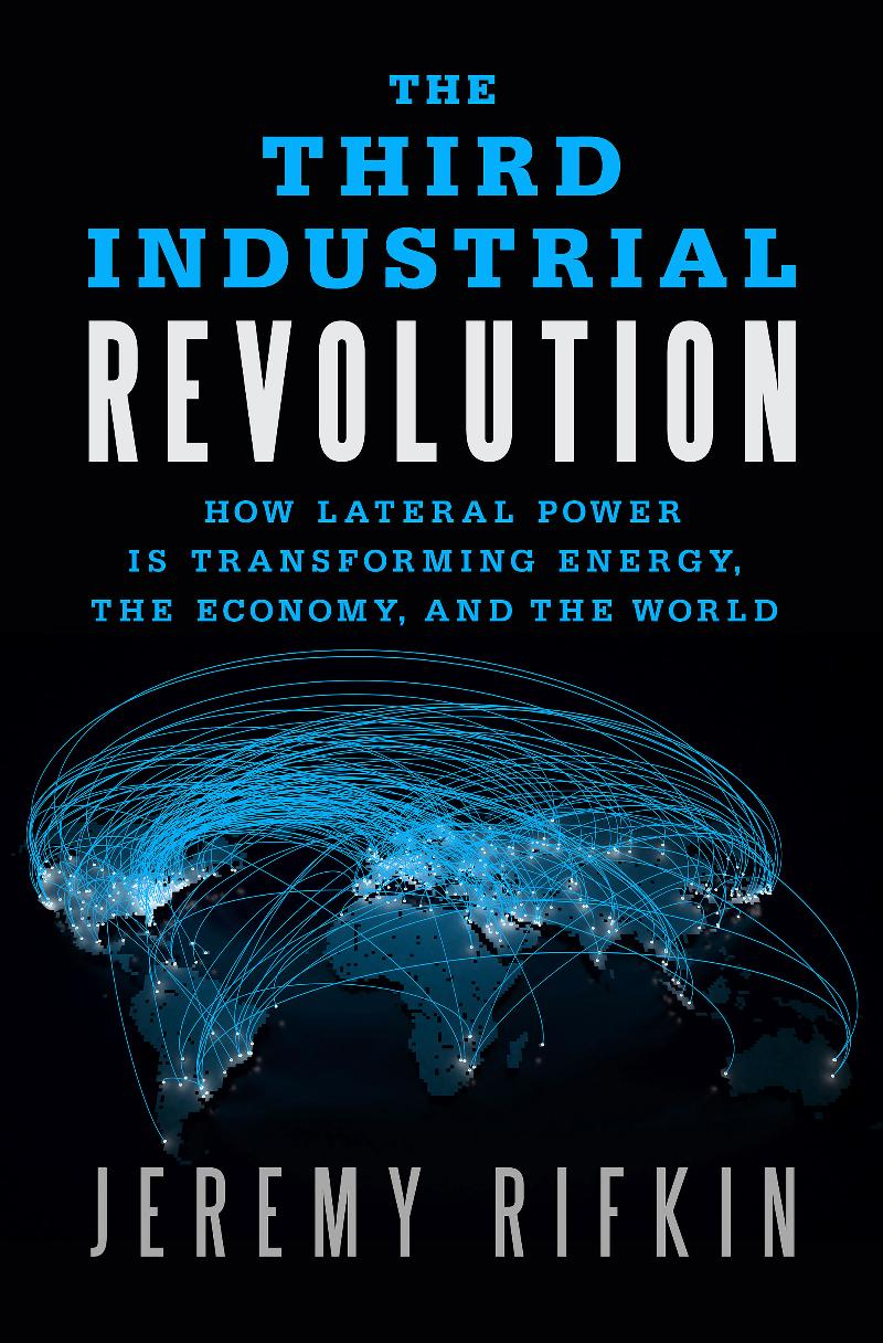 Third Industrial Revolution Cover