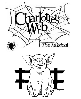 charlotte web coloring pages - frank bruckmann off the easel and into charlotte 39 s web