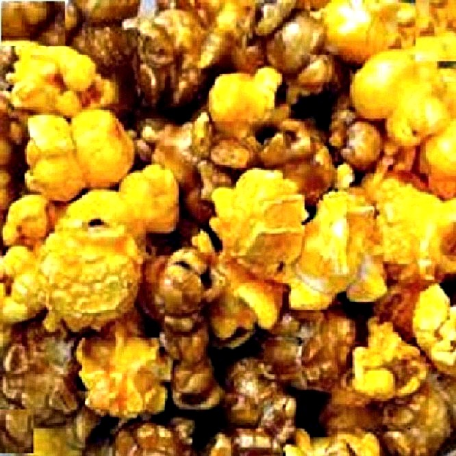 """""""Caramel & Cheese Popcorn"""" Chicago Style. You can taste it ..."""