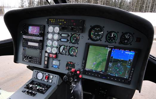 AS355 with G500H