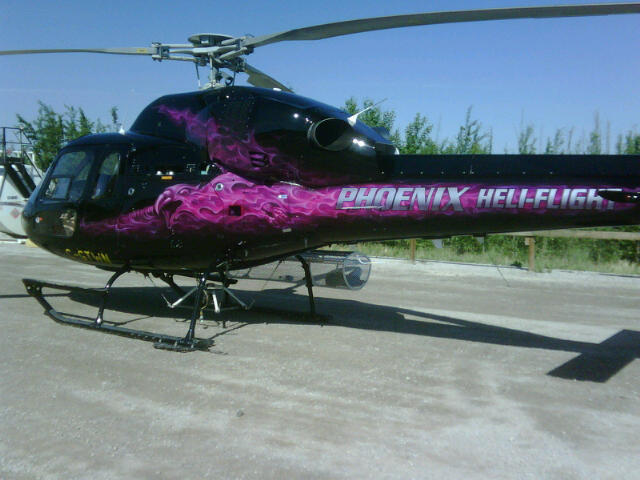 Phoenix Helicopter 2