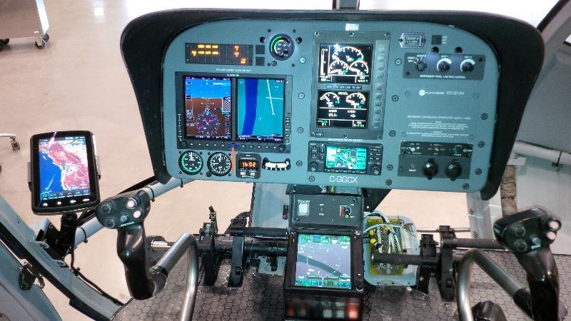Panel of EC130