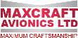 Maxcraft Logo Website
