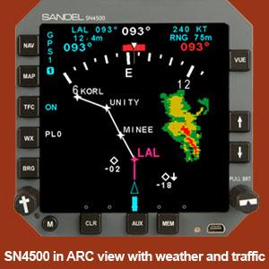 Sandel SN4500