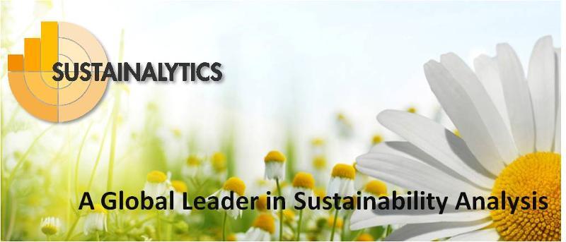 Sustainalytics Reporter July 2011