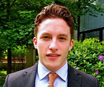 Zach Paris, Analyst, Sustainalytics