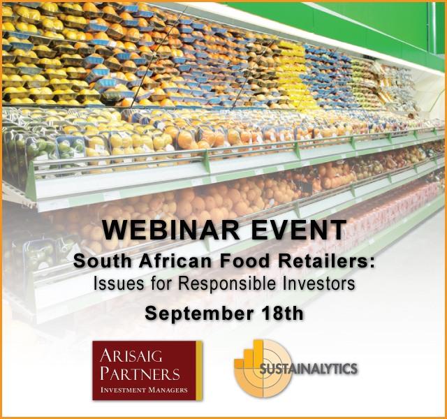 Food Retailer Webinar