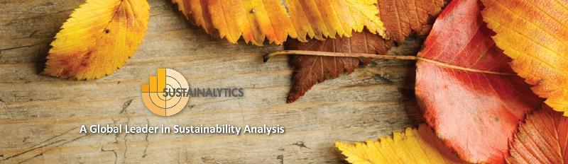 Sustainalytics Reporter November 2012