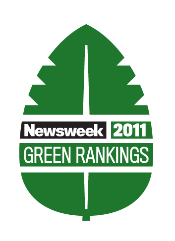 Newsweek Green Rankings 2011