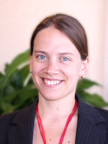Andrea van Dijk, Senior Manager, Advisory Services
