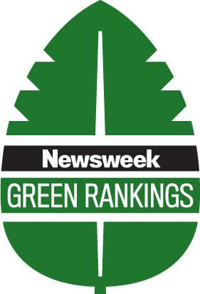 Newsweek Green Rankings