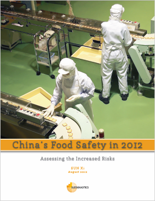 China Food Safety 2012