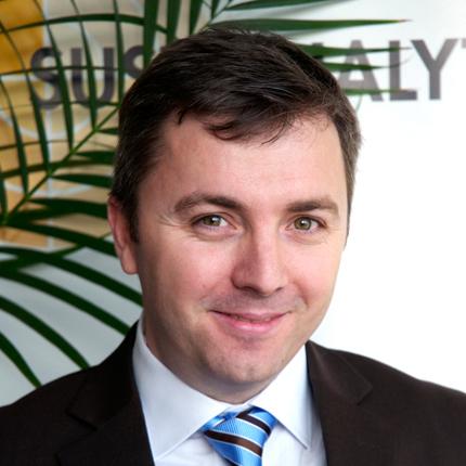 Claudiu Tanasescu, Global Director, ICT
