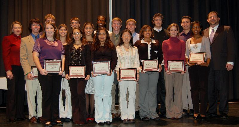 CISA winners 07