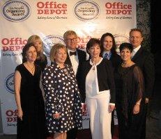 Robin Davi, Donna McMillan, Dorothy Breininger, John Trosko, Dolores Kaytes, Hap Sparks, Christine Reiter, and Chris McKenry.