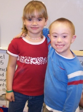 parker and girlfriend