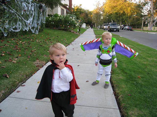 Ryan Johnson Halloween