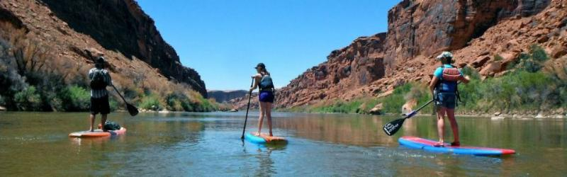 Permission to use photo from Paddle Moab