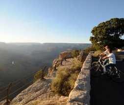 Visitors get solitude at Canyon