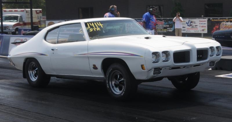 Wally Becker's '70 GTO Judge