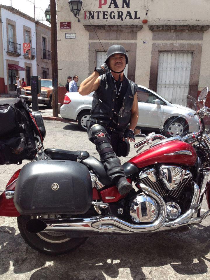 Mr Moto Man