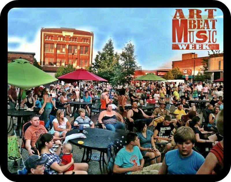 Art Beat Music Week