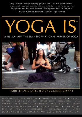 Yoga Is dvd cover
