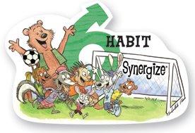 Habit #6 logo