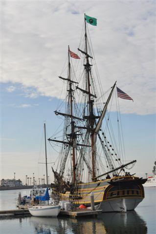 tall ships field trip 1
