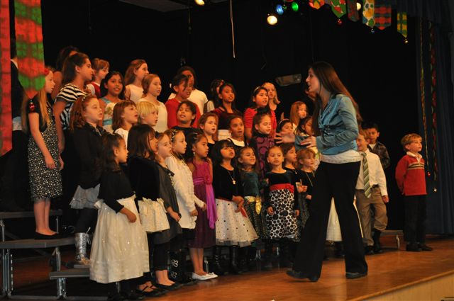 Winter music concert - chorus