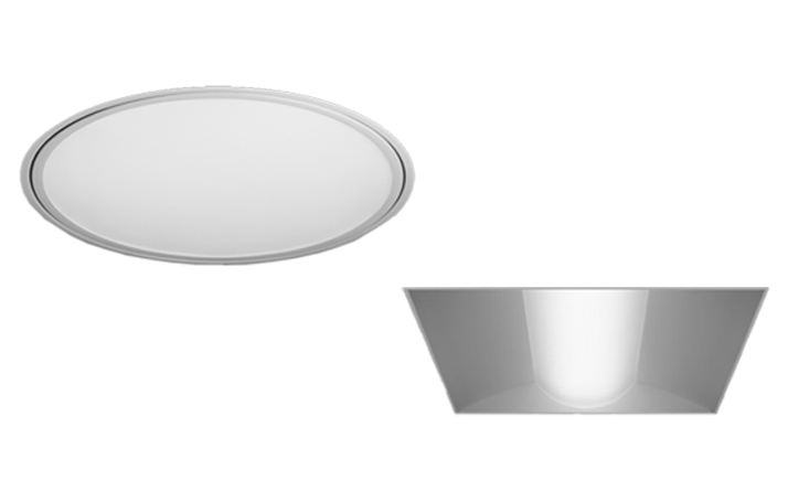 Skydome amica for Skydome light fixture