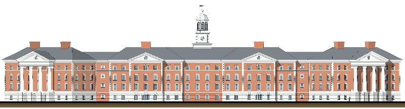 Warwick River Residence Hall