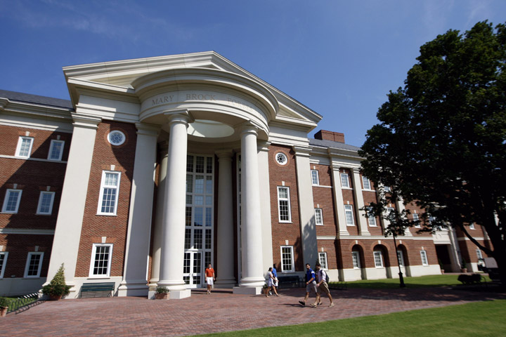 Forbes Hall Exterior
