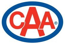 Canadian Automobile Association Logo