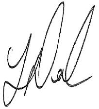 Frankie Signature