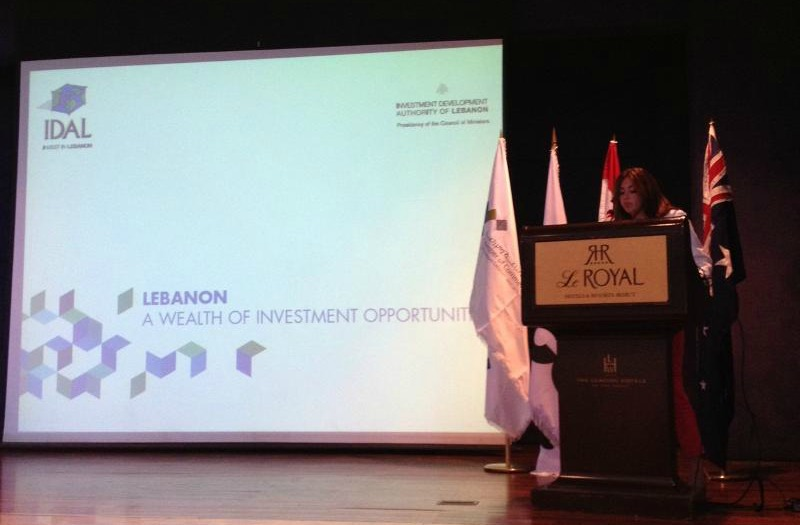 Australian delegation presentation