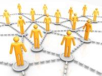 Social networks logo
