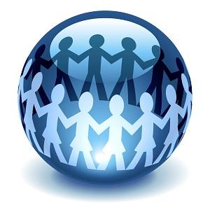 Recruiting & Retaining Members Logo